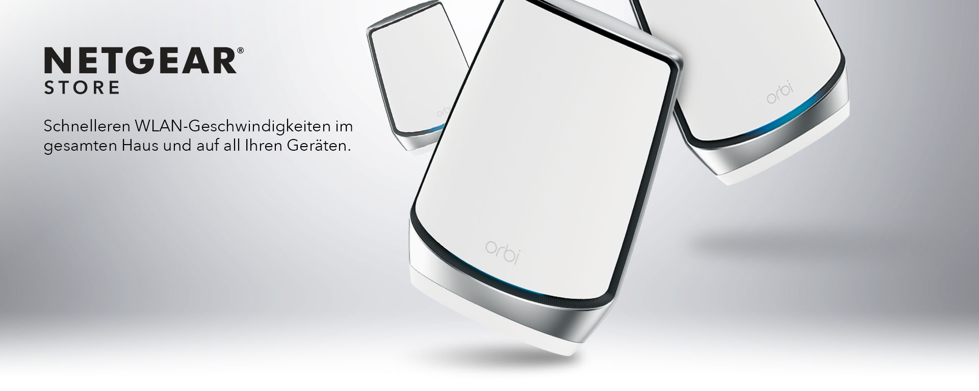Netgear Mesh WiFi Systeme