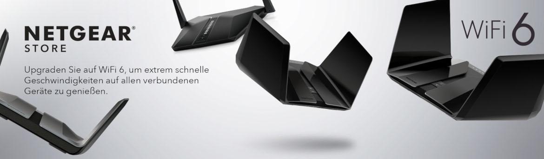 Netgear WiFi 6 Produkte